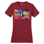 Hummingbird - Ladies Premium Tee