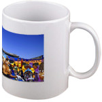 Love Arts Music Mug
